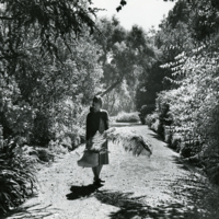 Mai Arbegast in Blake Garden