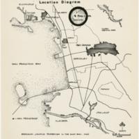 Blake Estate: Long Range Development Plan, Location Diagram