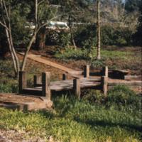 Blake Garden, Japanese Bridge