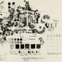 Blake Estate: Long Range Development Plan, Rendering Study #1