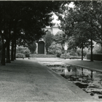 Blake Estate, Reflecting Pool
