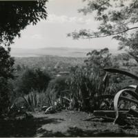 Blake Garden, Cut flower garden lookout
